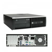 Äriklassi HP COMPAQ 8200 SFF