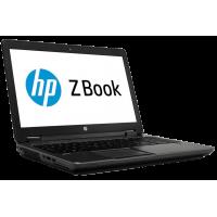 ÄRIKLASSI HP ZBook 15 G2 I7-4610M/12/256SSD