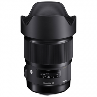 Sigma 20mm F1.4 DG HSM Canon ART