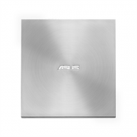 Asus SDRW-08U7M-U Interface USB 2.0, DVD RW, CD read speed 24 x, Silver, CD write speed 24 x, Desktop/Notebook