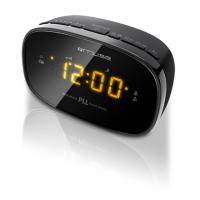 Muse Clock radio PLL M-150CR Black, Alarm function