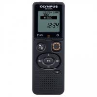 Olympus Digital Voice Recorder VN-541PC Black, WMA, Segment display 1.39',