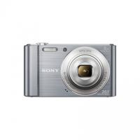 Sony DSC-W810 Compact camera, 20.1 MP, Optical zoom 6 x, Digital zoom 48 x, Image stabilizer, ISO 800, Display diagonal 6.86 cm,