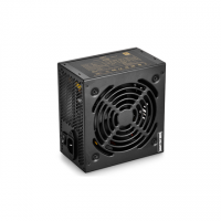 deepcool DA series 80 PLUS BRONZE Efficiency up to 87% PSU, Black, 120mm, 150 x 140 x 86 mm mm, 600 W