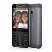 Nokia 230 Dark Silver, 2.8