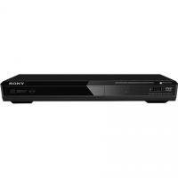Sony DVD Player DVPSR170B JPEG, MP3, MPEG-4, WMA, AAC and Linear PCM,