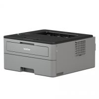 Brother HLL2350DW Mono, Laser, Printer, Wi-Fi, A4, Grey/ black