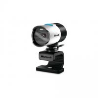 Microsoft LifeCam Studio for Business Camera, 1.83 m, Black, Silver