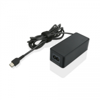 Lenovo Standard AC Adapter Type-C 5 - 20 V, 45 W, C, USB, Compatible with ThinkPad USB-C enabled laptops and tablets. Smart Volt