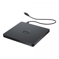 Dell DW316 Interface USB 2.0, External DVD RW ( R DL) / DVD-RAM drive, CD read speed 24 x, CD write speed 24 x, Black