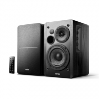 Edifier R1280DB Speaker type 2.0, 3.5mm/Bluetooth/Optical/Coaxial, Black, 42 W, Bluetooth