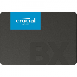Crucial BX500 480 GB, SSD form factor 2.5