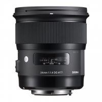 Sigma 24mm F1.4 DG HSM Canon ART