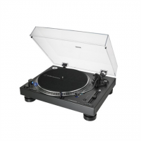 Audio Technica Direct Drive Turntable AT-LP140XP 3-speed, fully manual operation