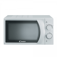 Candy Microwave Oven CMW 2070 M Rotary, 700 W, White, Free standing