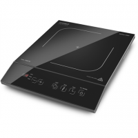 Caso Free standing table hob 02230 Number of burners/cooking zones 1, Black, Timer, Display, Induction