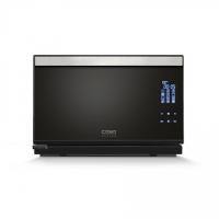 Caso Steam Chef steam oven 03066 25 L, Electric, Black, 2100 W