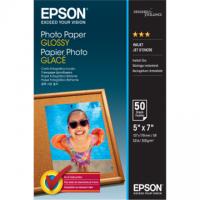 Epson Photo Paper Glossy 50 sheets, 13 x 18 cm, 200 g/m