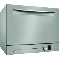 Bosch Dishwasher SKS62E38EU Free standing, Width 55 cm, Number of place settings 6, Number of programs 6, A+, Display, AquaStop