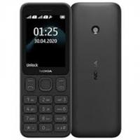 Nokia 125 Black, 2.4