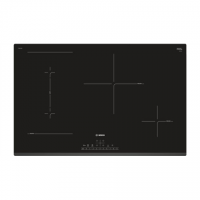 Bosch Hob Serie 6 PVS831FB5E Induction, Number of burners/cooking zones 4, Touch control, Black