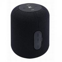 Gembird SPK-BT-15-BK Portable Bluetooth speaker, Wireless, 5 W, 1200 mAh, Black