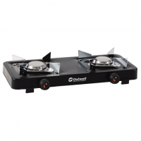 Outwell Portable gas stove Appetizer 2-Burner 2 x 3000 W