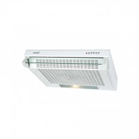 CATA Hood F-2060 Conventional, Energy efficiency class C, Width 60 cm, 195 m /h, Mechanical control, LED, White