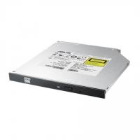 Asus SDRW-08U1MT Internal, Interface SATA, CD read speed 24 x, CD write speed 24 x, Black, DVD writer