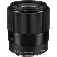 Sigma EF-M 30mm F1.4 DC DN for Canon Contemporary