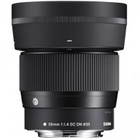 Sigma EF-M 56mm F1.4 DC DN for Canon Contemporary